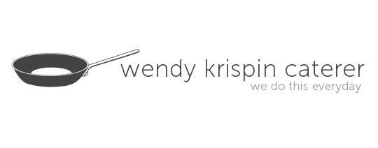 Wendy Krispin Caterer : We Do This Everyday